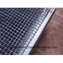 High Tensile Crimped Wire Mesh with Hook (XA-CWM09)