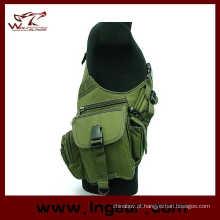 Camuflagem airsoft militar tático ombro saco tipo B