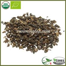 Certificado orgánico Taiwán Guba Oolong Tea