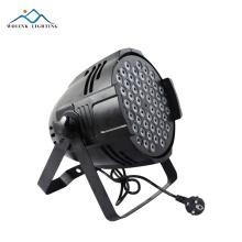 High quality 54x3w LED Par Light Waterproof IP65 outdoor RGBW 60W 100w 120w 160w LED Light Stage