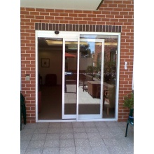 Automatic Sliding Doors dengan Panic Full Breakout