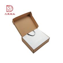 Atacado personalizado popular caixa de presente de embalagens de papelão ondulado