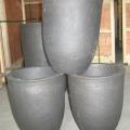 Crisol de grafito de carburo de silicio de venta caliente