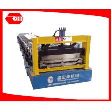 Machine de formage de panneaux de toit métallique à fermeture de joint (YC51-820)