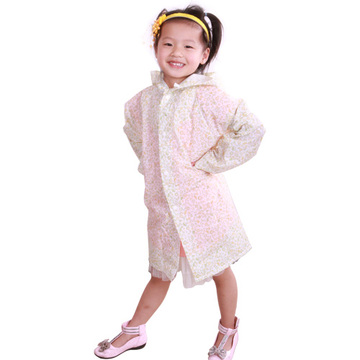 Kinder Eva Raincoat Volldruck