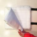 Шерстяное одеяло пожара обвалять в керамическое одеяло Спецификация bibre химии