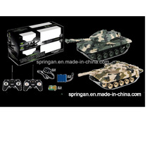 Tanques de guerra (incluindo baterias) Militar brinquedos de plástico