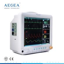AG-BZ014 opcional batería más grande para 4-5 horas sistema de monitoreo del paciente del hospital sistema de monitoreo del paciente