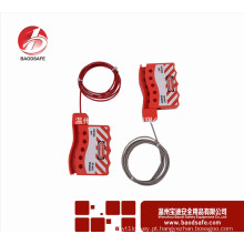 BAOD Segurança Universal bloqueio de cabo ajustável BDS-L8641