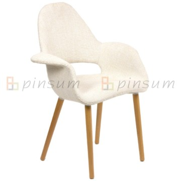 Eames Fabric Covered Chair Organik