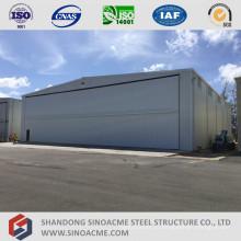 Pre+Engineering+Steel+Structure+Aircraft+Hangar