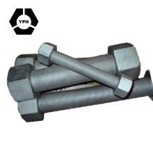 Stud Bolt/Threaded Rods ASTM A193-B7 with Hex Nut A194 2h