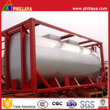 20FT 40FT Carbon Steel ISO Storage Oil Fuel Tank Container