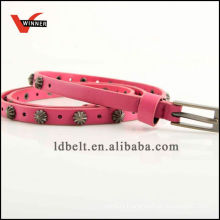 Durable new design latest style ladies fashion belt