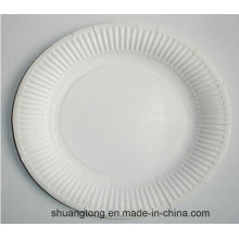 Disposable Paper Plate Party Birthday Cake Paper Plate Dish Food Fruit Hold Try