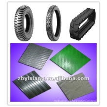 Polietileno clorado, CPE135B para caucho magnético