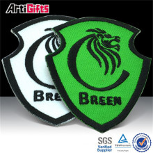 High quality fabric woven label patch&badge