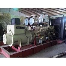 50Hz 800kVA / 640kw Abrir Jichai Motor Diesel Generador Set