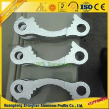 Ferragem de extrusão de alumínio de anodização de alta qualidade