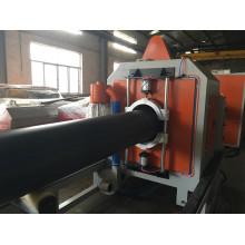 Linha de produção plástica da tubulação do HDPE de 160mm-400mm