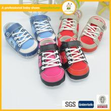 2015 Китай оптовой новый стиль горячей продажи высокого качества мягкой кожи дешевые детские туфли