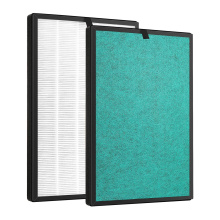 4-in1 Activated Carbon Air HEPA Filters APH260 Replacement Filter for Airthereal Air Clean