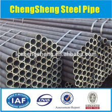 Q235B carbon steel pipe schedule steel tube weight