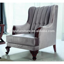 French style wooden hotel arm chair XY2718