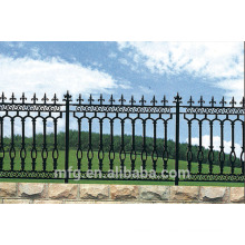 garden iron fencing/elegant & high quality iron fence