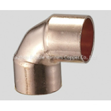 Short Radiu 90degree Elbow Copper Fitting for Refrigeration
