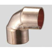 Short Radiu 90degree Elbow Copper Fitting for Refrigeration