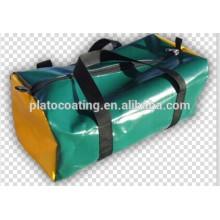 PVC Tarpaulin 610G PVC tarp Gear Bag PVC bag zipper bag