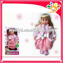 "21 ""Early Learning Puppe Intelligente Mädchen Puppe Beautifull Sprechen Mädchen Puppe"