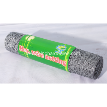 Poultry Netting Hexagonal Wire Mesh