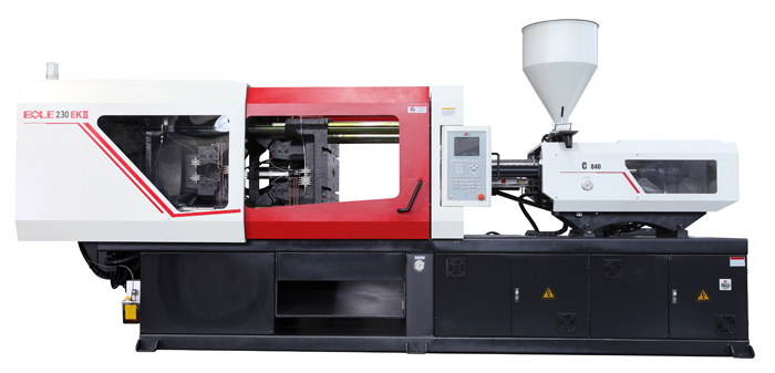 inject molding machine for auto parts