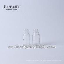 Pharmazeutische klare ätherische Ölflasche 10ml