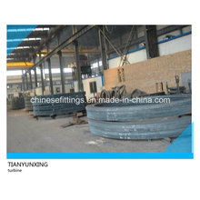 Forged 3000mm-6000mm Wind Turbine Flanges