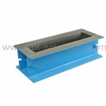Т-бота 100*100*500 бетон стальная балка плесень