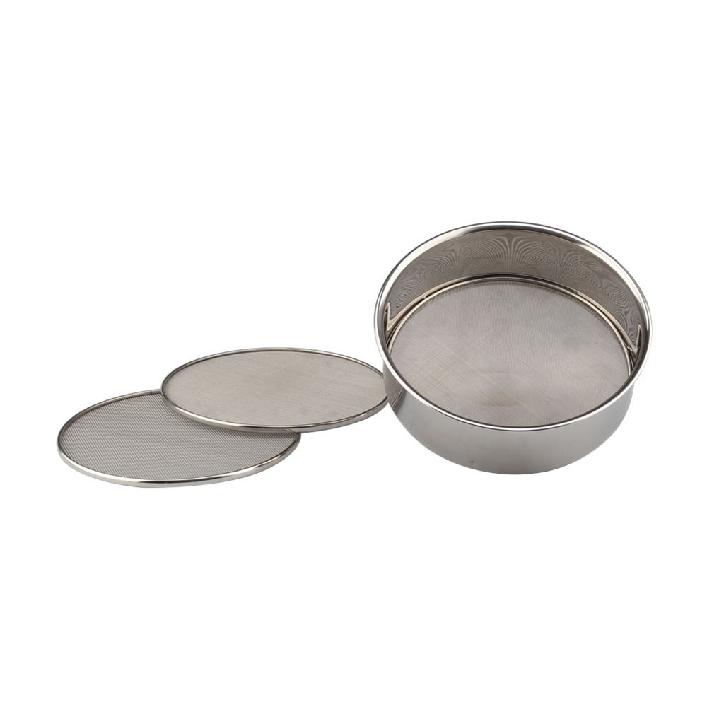 Stainless Steel Sifter Container
