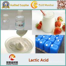 Nahrungsmittelgrad-Milchsäure vom chinesischen Großverkauf