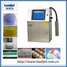 Máquina de impressão da data da expiração do Inkjet de Leadjet Cij para Bolltes