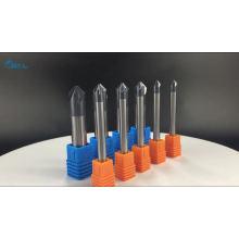 Ferramentas de funcionamento personalizadas do metal das fresas de extremidade do chanfro de BFL