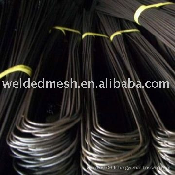 Fil recuit noir de haute qualité et de haute qualité (TYC-001)