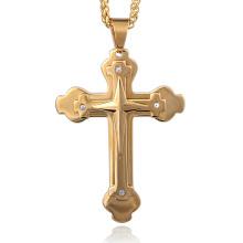 Colgante cruzado colgante cruzado de piedra por encargo superventas de Jordania