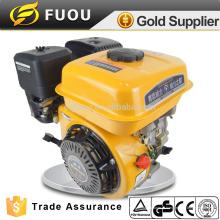 FO168 motor de gasolina de 6.5hp micro