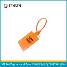 Plastik-logistische Sicherheitssiegel-Art 7