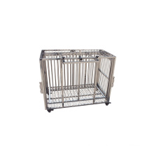 Cat Bath Cage Veterinary Cage Stainless Steel Pet Cages, Carriers & Houses for Cats for Pet Hospital and Clinic Automatic ISO,CE