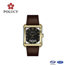 Elegant Mechanical Watch with Japan Automatic Movement