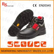 Защитная обувь Тип и кожа Верхний материал Горные защитные сапоги