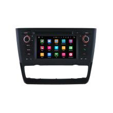 Preço de fábrica mais barato Rk3188 Android 5.1.1 Quad Core Car DVD Player Navegação GPS para BMW E81 E82 E84 E88 E87 Manual
